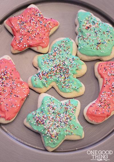 Sour Cream Cookie