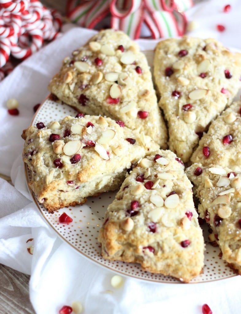 pomegranate-seed-white-chocolate-almond-scones-11-785x1024