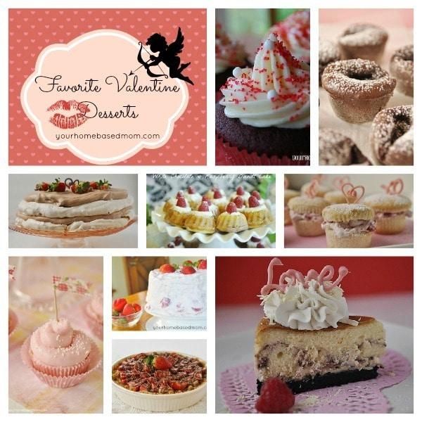 Valentine-Desserts