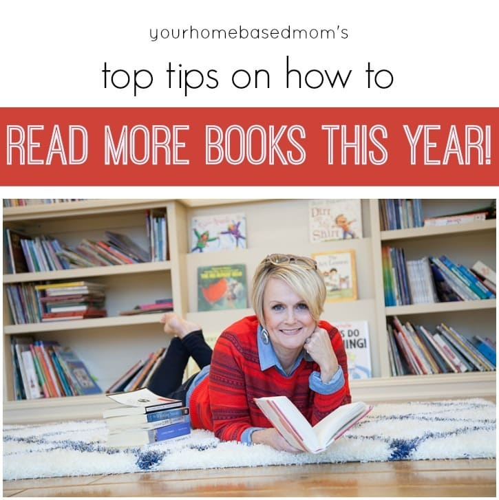 read more books this year