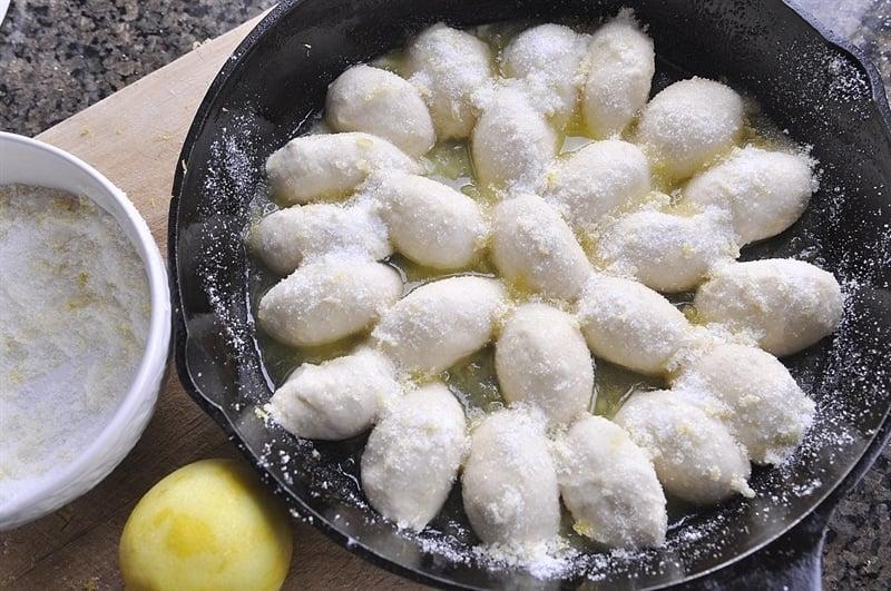 Lemon Rolls @yourhomebasedmom