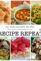 Recipe Repeats {Part 1}