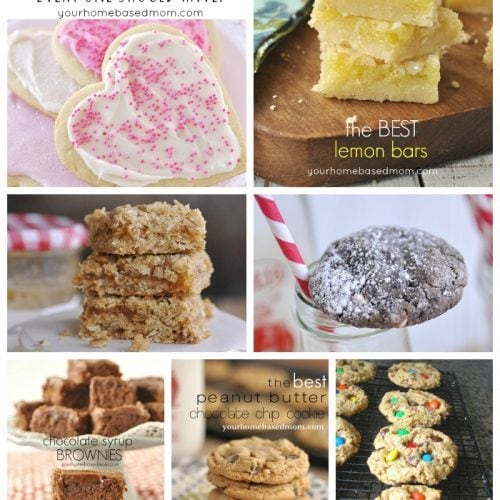 20 Cookie Recipes Everyone Should Have