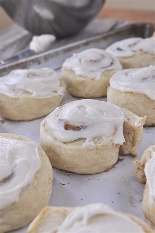 Biscuit Cinnamon Rolls - your homebased mom