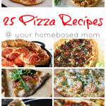 25 Pizza Recipes