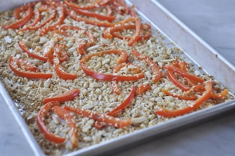 Red Pepper Asparagus