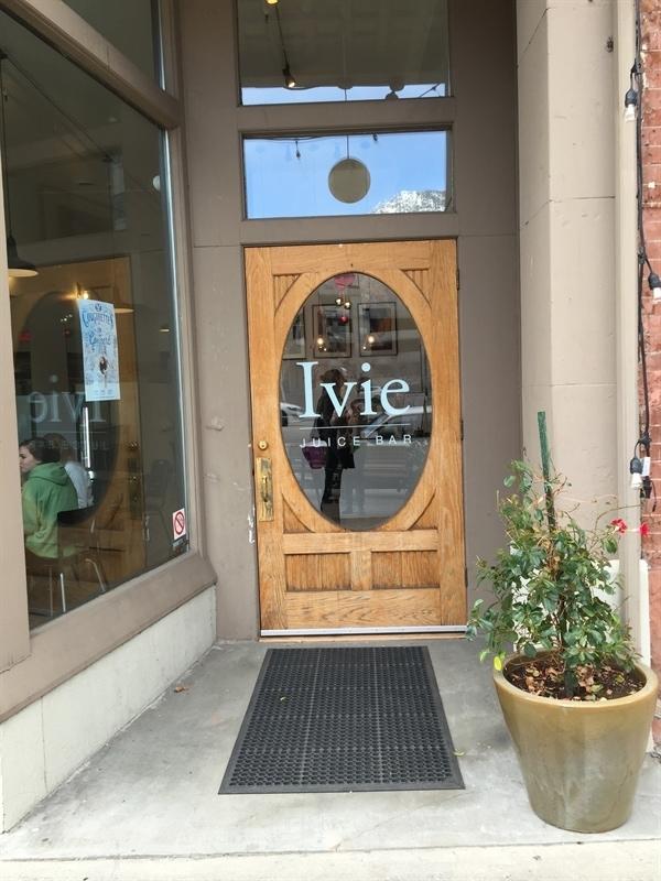The Ivie