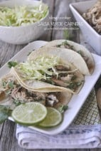 slow cooker salsa verde carnitas
