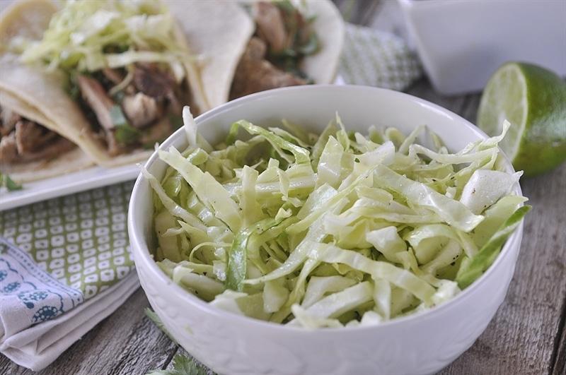 Slow Cooker Salsa Verde Carnitas - your homebased mom
