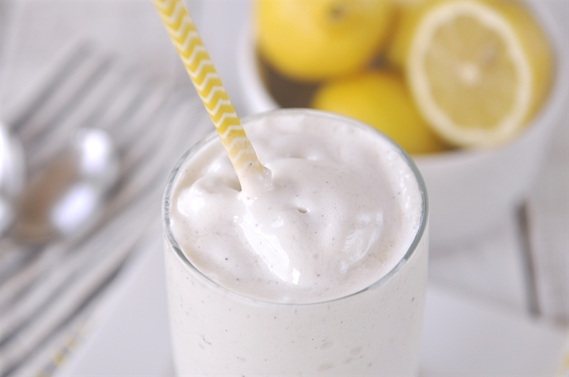 Chick Fil A Frosted Lemonade Copycat Recipe