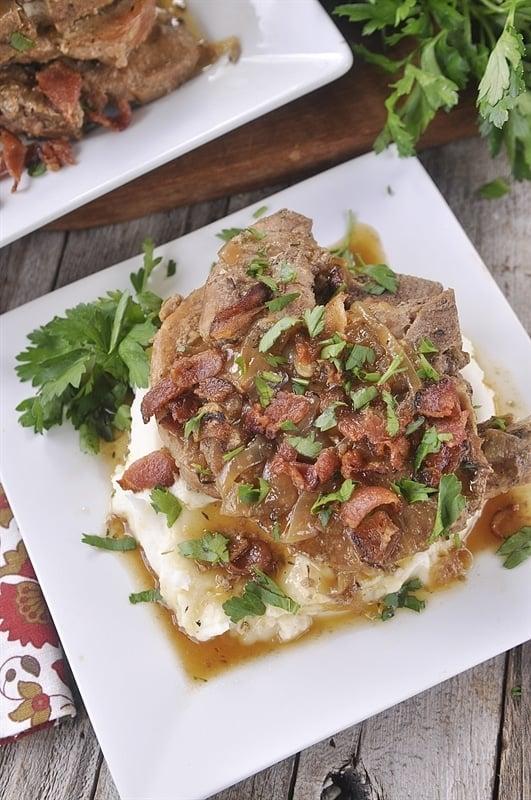 chops famous pork chops pan seared pork chops braised pork chops slow ...