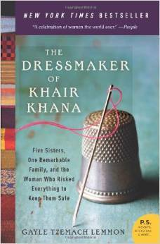 Recommended Read - The Dressmaker of Khair Khana