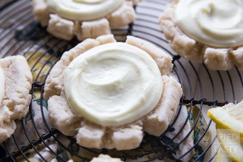 Lemon Swig Style Sugar Cookies