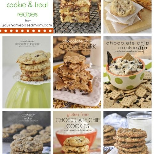 20+ of the BEST chocolate chip cookie recipes