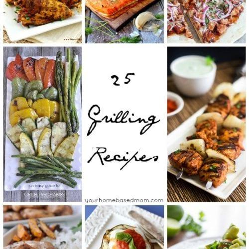 25 Grilling Recipes