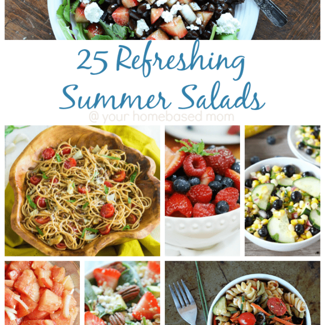 25 Refreshing Summer Salads