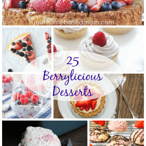 25 Berrylicious Desserts