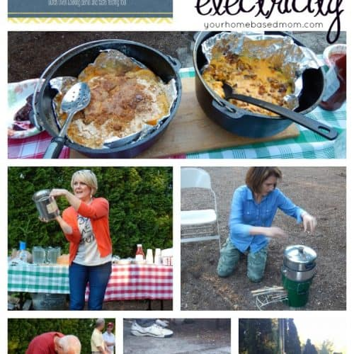 Cooking without Electricity}Emergency Preparedness