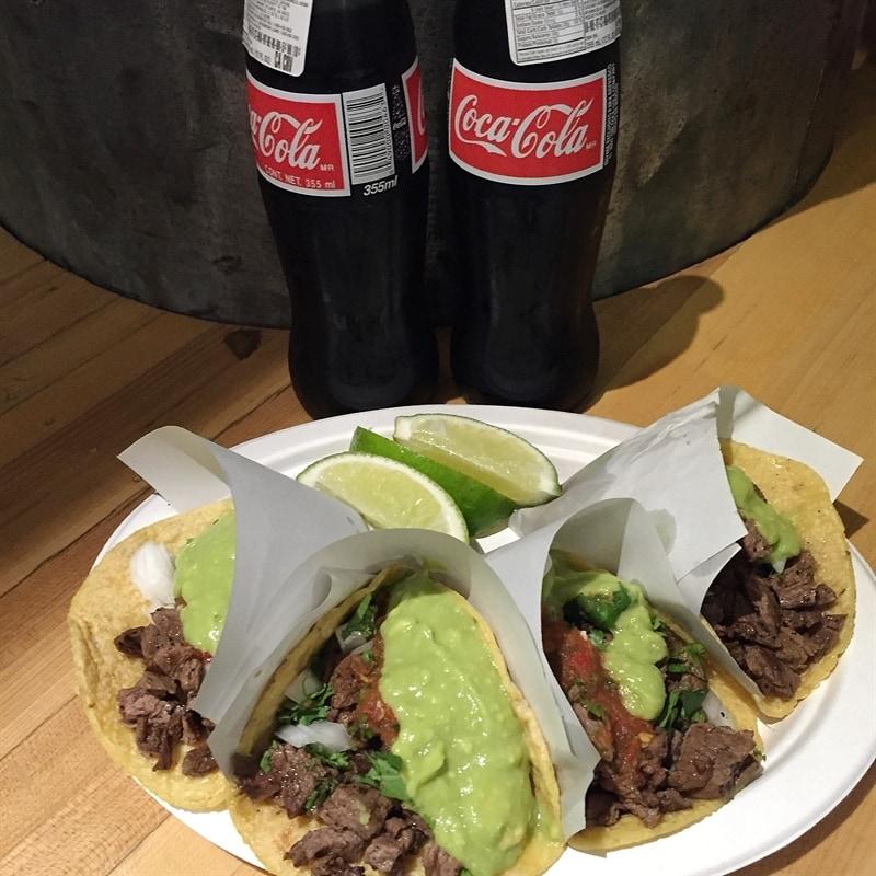 Los Tacos at Chelsea Market