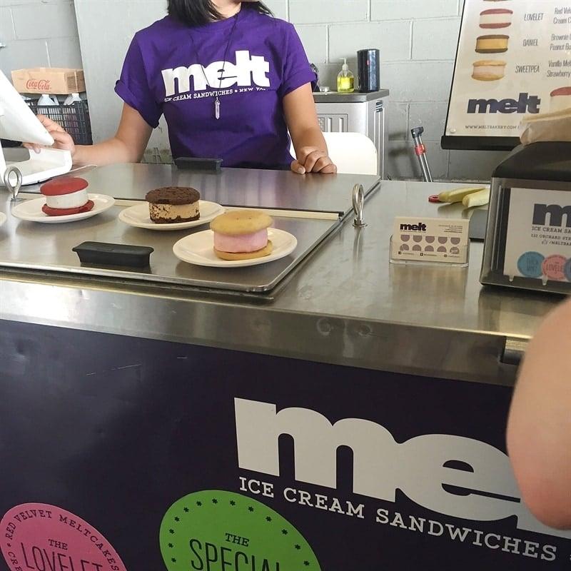 Melt Ice Cream Sandwiches