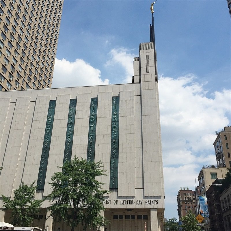 NYC Temple