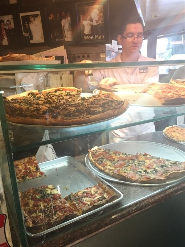Bleecker Street Pizza