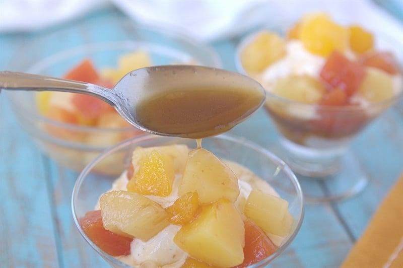 Tropical Fruit Ice Recipes — Dishmaps
