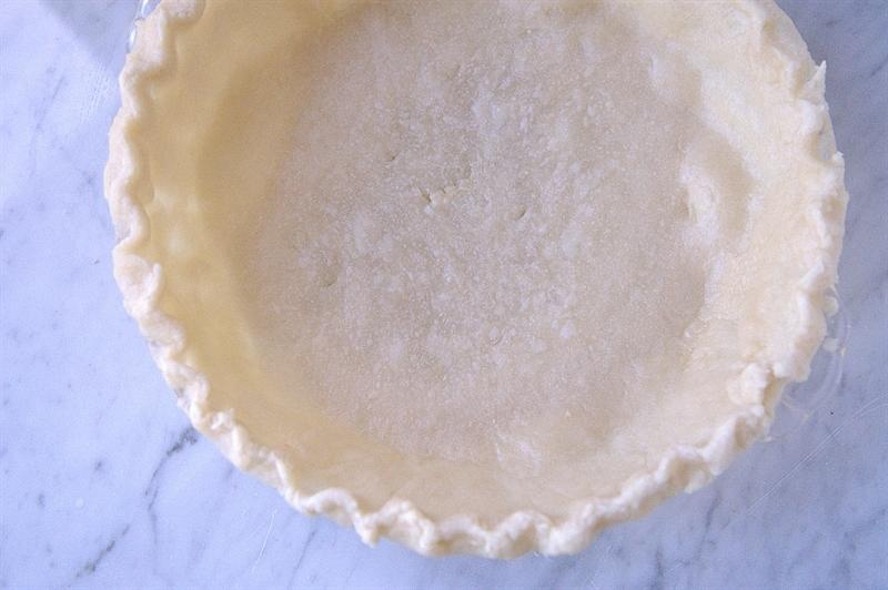 the perfect pie crust.