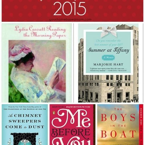 April, May June 2015 Recommended Reads