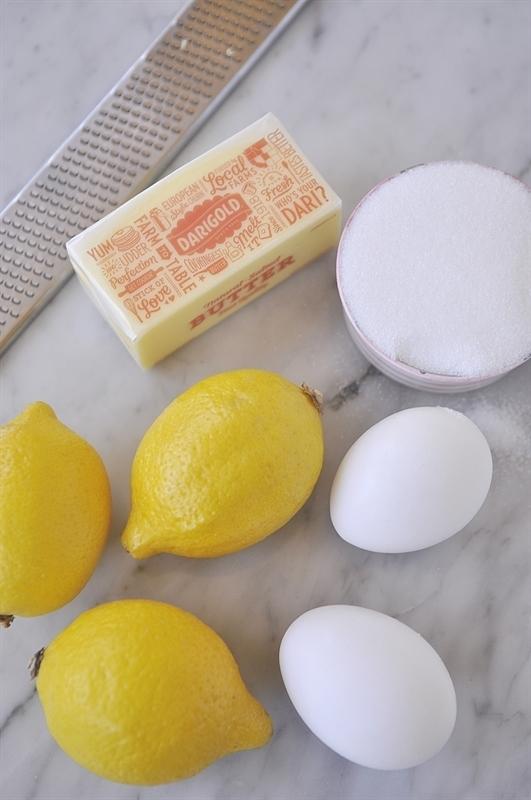 Berry Lemon Tart