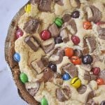 Candy Cookie Pie