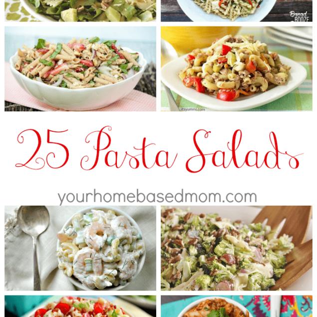 25 Pasta Salads