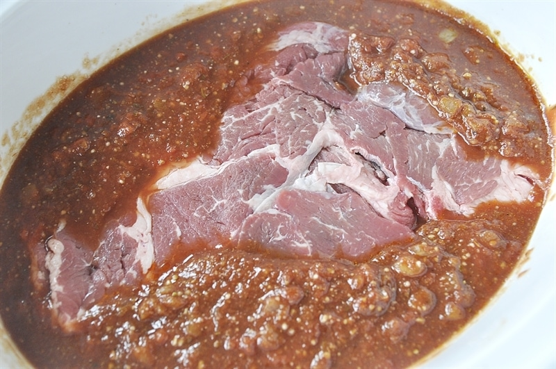 Slow Cooker Southwestern Pot Roast - your homebased mom