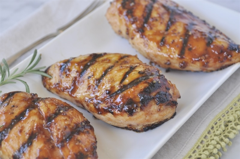 Honey Glazed Chicken Marinade