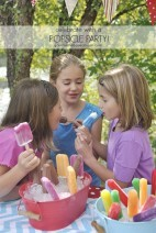 Popsicle Party & Giveaway