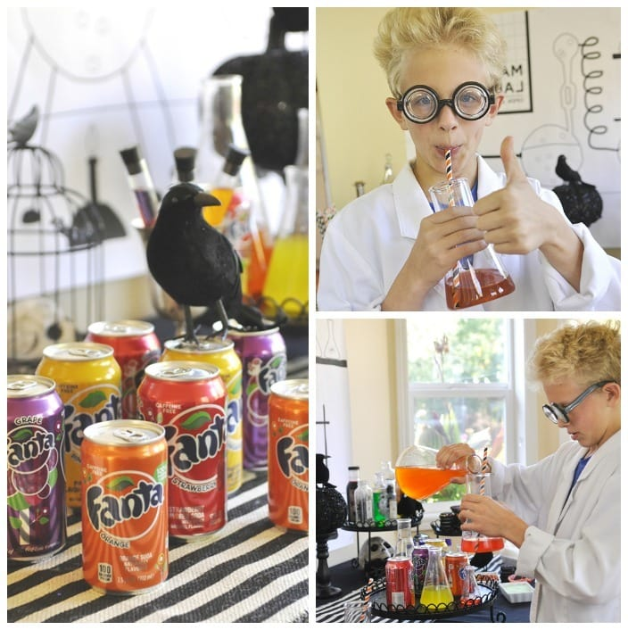 Mad Scientists Laboratory Mad Scientist Soda Laboratory