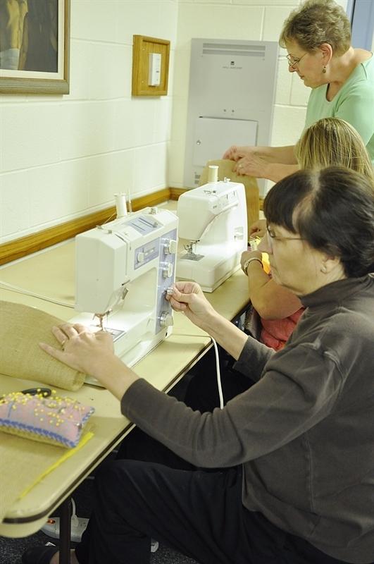 Relief Society Craft Night