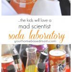 mad scientist party idea