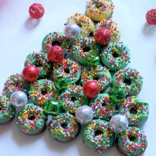 Donut Tree Dessert