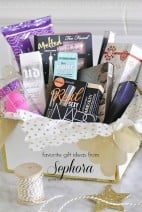 Favorite Gift Ideas from Sephora & Giveaway