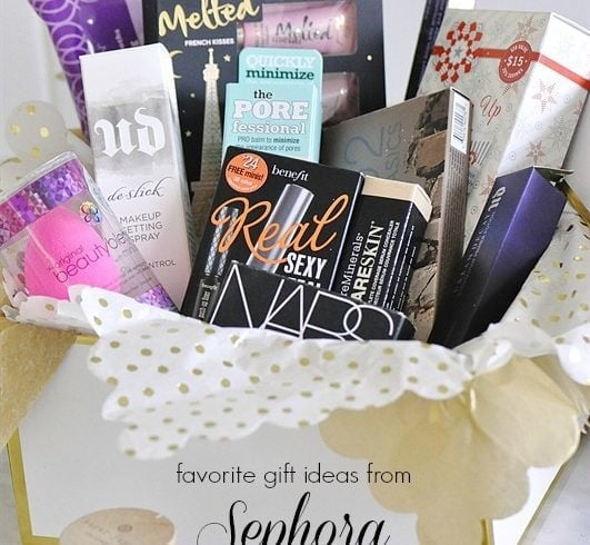 Favorite Gift Ideas from Sephora