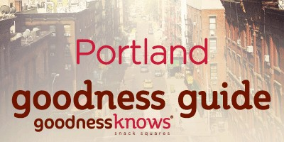 Portland Goodness Guide