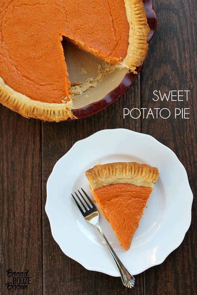 Sweet Potato Pie - your homebased mom