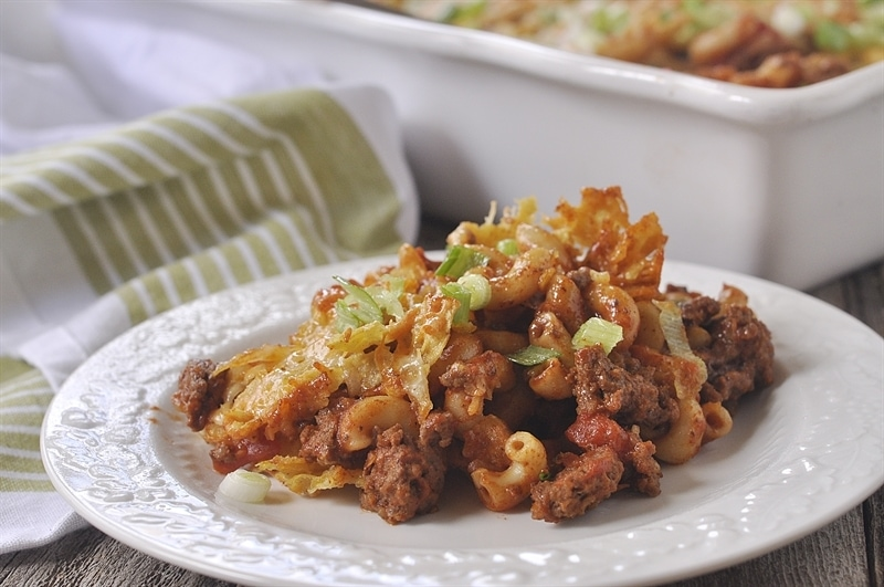 Taco Casserole, a perfect dinner solution