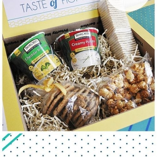 Taste of Home Care Package & Printable #hometome