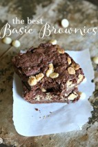 The Best Basic Brownies Recipe