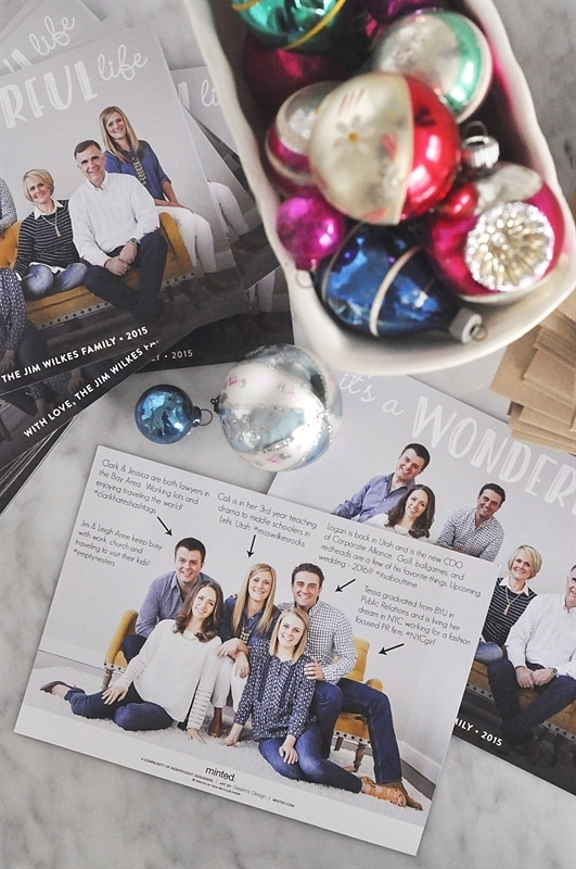 Great family Christmas card ideas from Minted