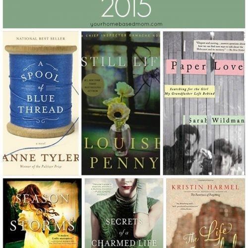 What I read in July, August, September 2015
