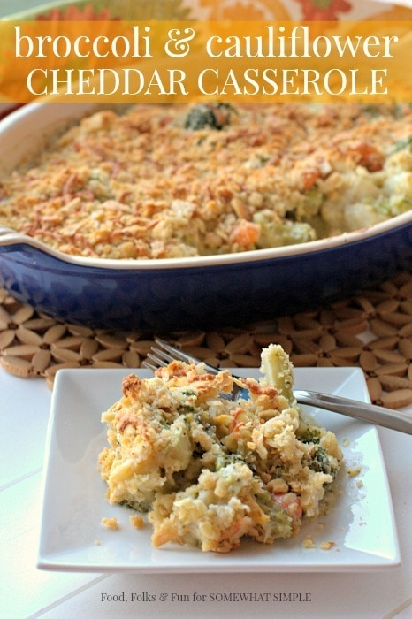 Broccoli-Cauliflower-Cheddar-Casserole-3
