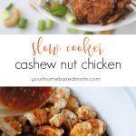 Slow Cooker Cashew Nut Chicken C